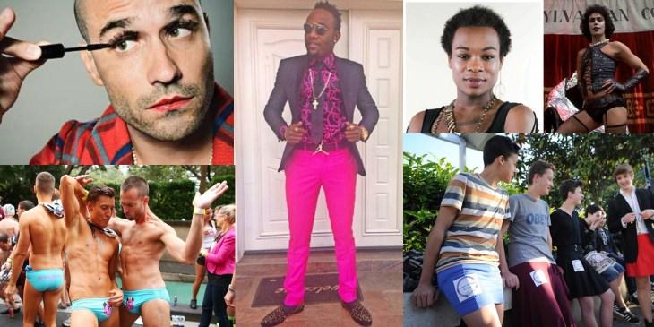 Men Dressing Like Women