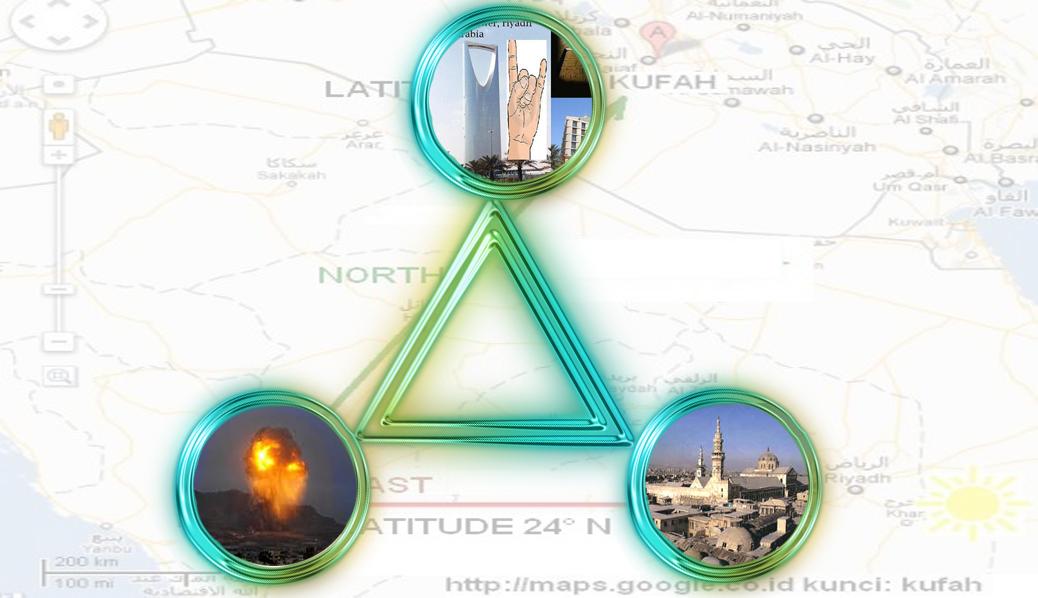 مثلث آخرزمان