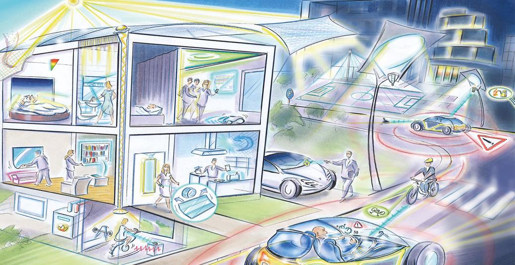 جهان در 2025، هشت تکنالوژی پیش بینی شده