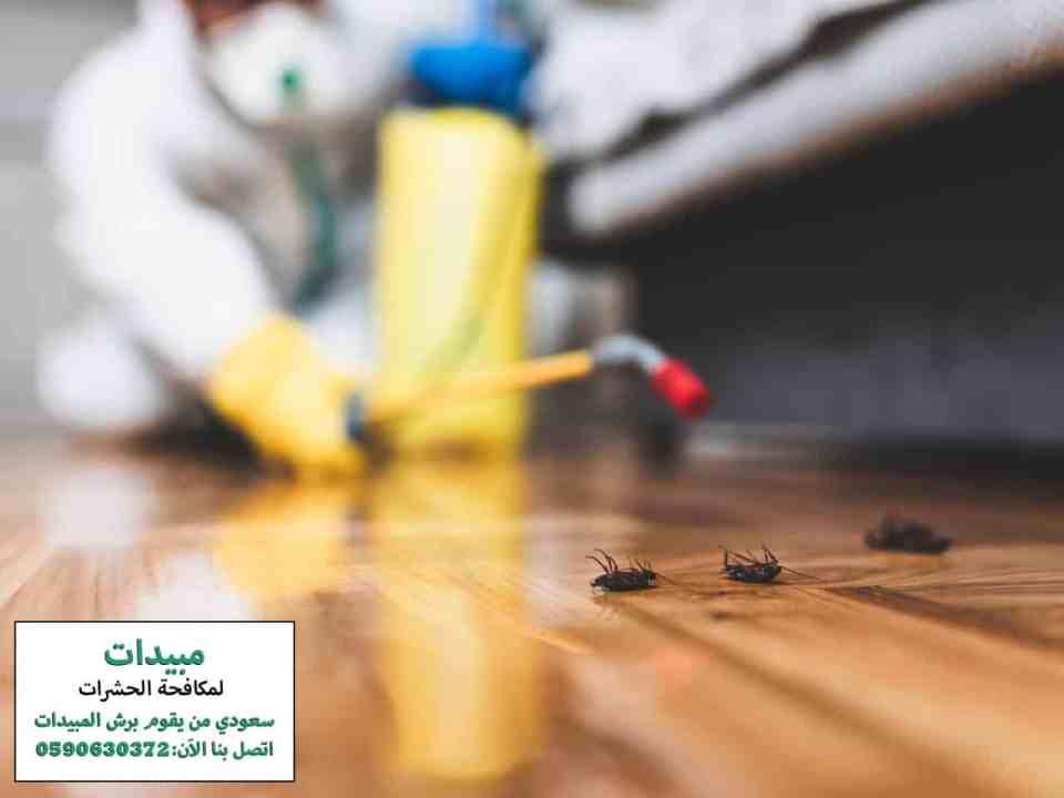 صاحب المنزل ومكافحة الحشرات