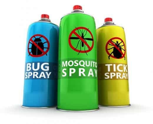 أجود أنواع المبيدات بضمان 3 شهور