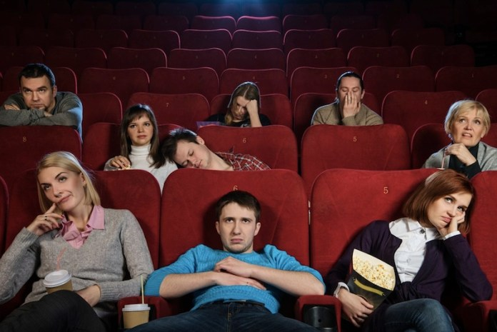 Bored Audience