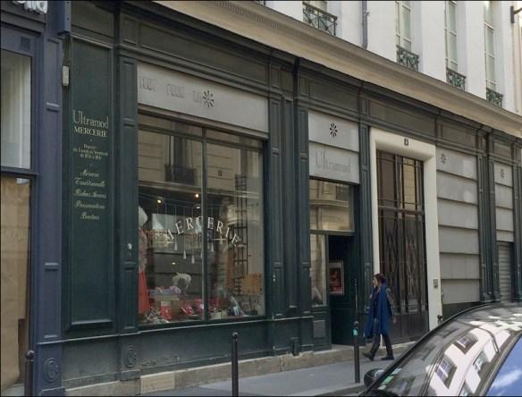 Ultramod rue Monsigny, pic: Cynthia Rose