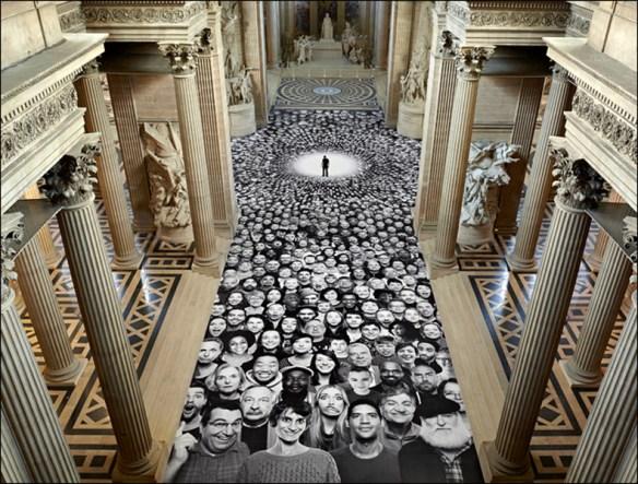 Interior, Panthéon; pic; J.R.