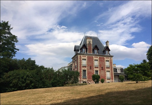 The Villa des Brilliants; pic: Steve Sampson