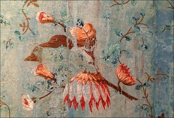 """Faire le Mur"", Louvre; pic: Cynthia Rose"