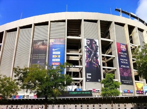 バルセロナ旅行記2010 その4