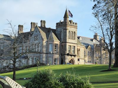 Culloden Hotel and Spa in Belfast