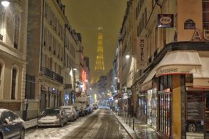 slushy rue Saint Dominique