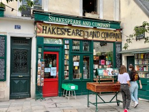 Modern Day Shakespeare and Company