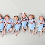 9 babies