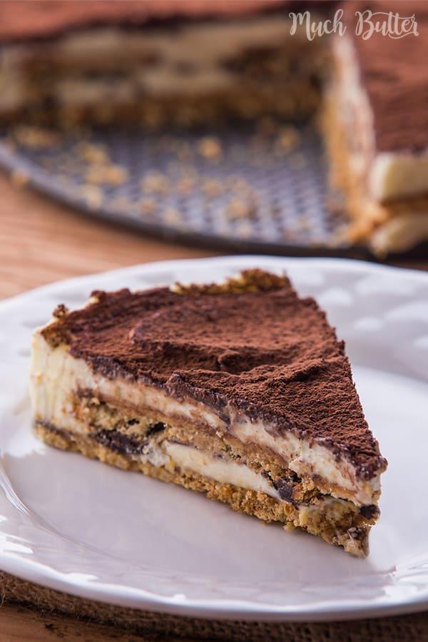 Chocolate marie cake