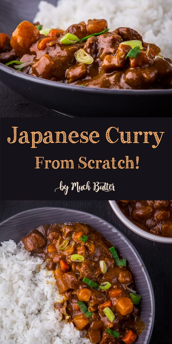 Japanese Beef Curry From Scratch