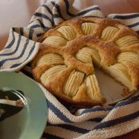 German Apple Cake {gluten-free}