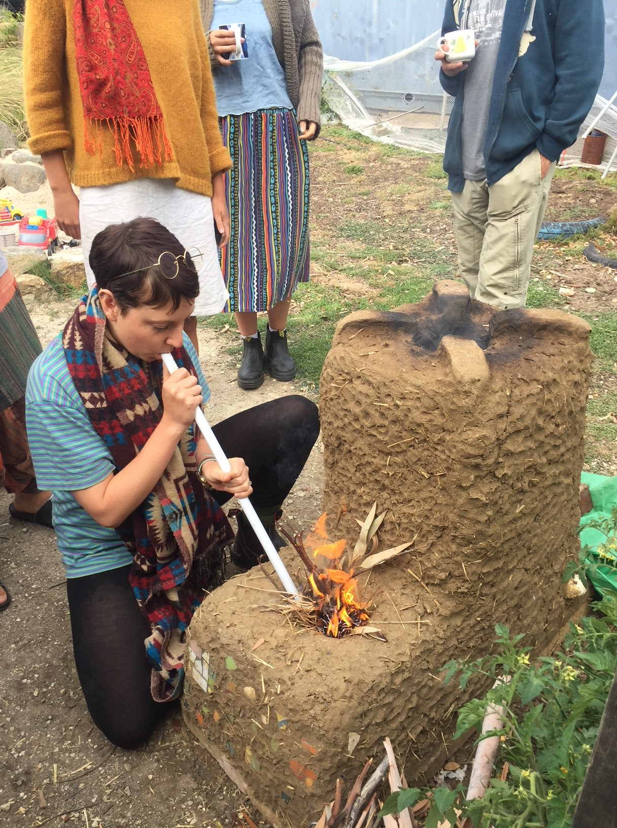 PDC3 – Lucy boosting jet stove
