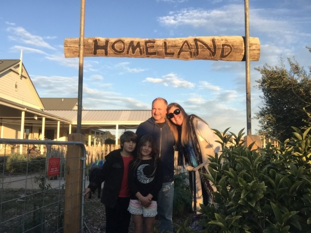 Sign - Original homeland