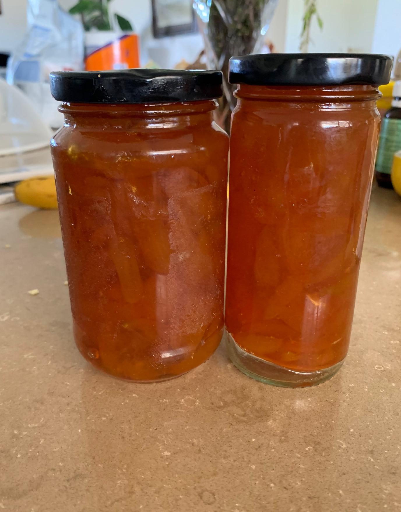 QC – marmalade