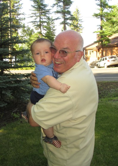 with grampa
