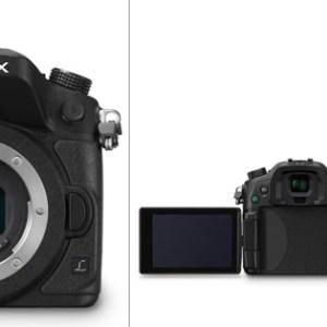 Panasonic Lumix GH4 4k Camera