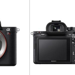 Sony a7R II 4k Camera