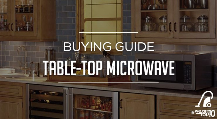 Standard Table-Top Microwave Guide