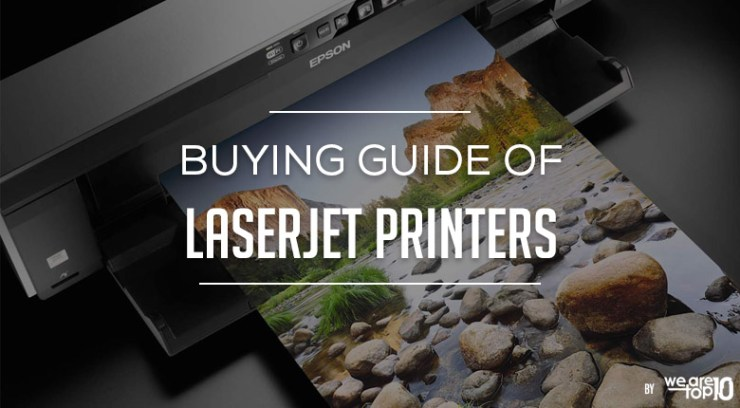 Buying Guide of LaserJet Printers