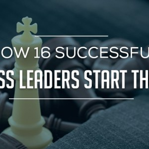 Feature How Successful Business Leaders Start their Day