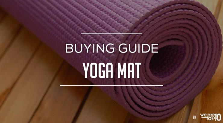 Yoga Mats Buying Guide
