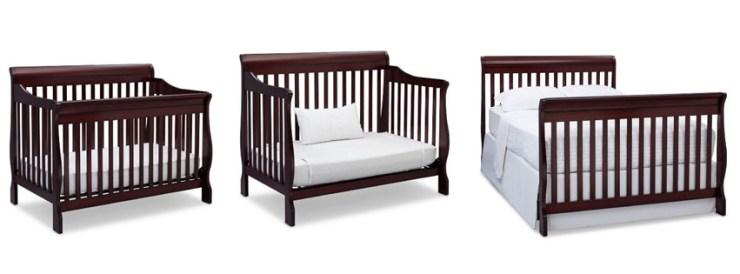Delta Children Cantoon Crib for Babies