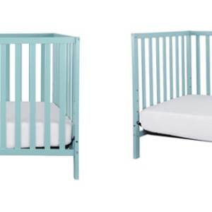Convertible Mini Baby Crib