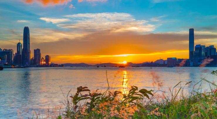 hongkong tourist city