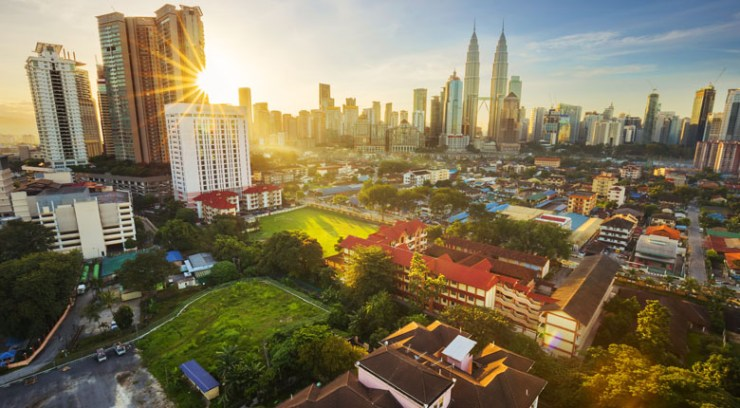 tourist city of singapore