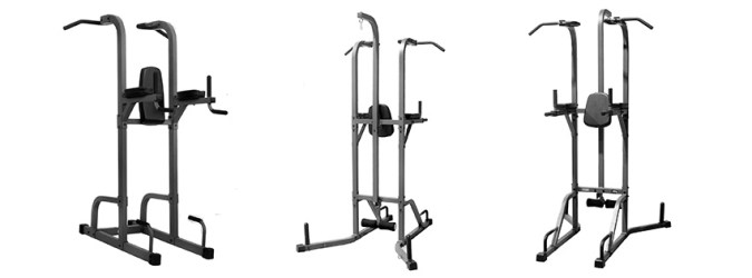 XMark Vertical Pull Up Station