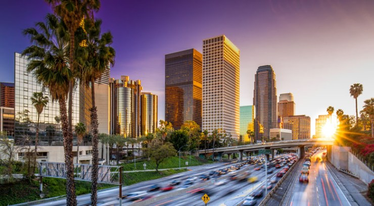 Los Angeles, USA Ranking by GDP
