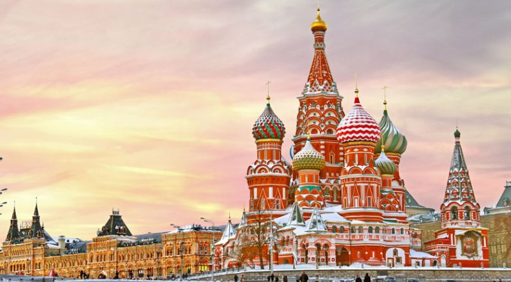 Moscow, Russia GDP Ranking
