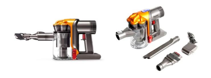 DC Cordless Handheld Vacuum