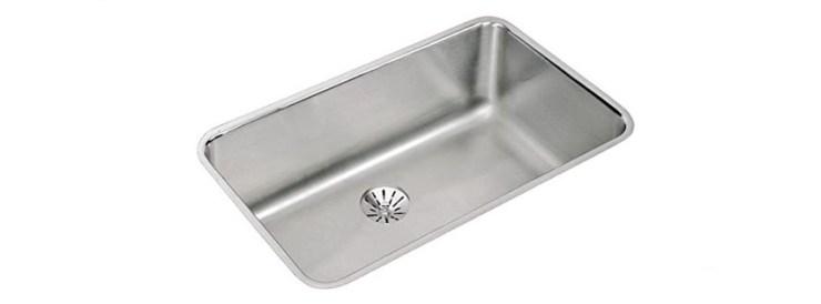 Elkay ELUHPD Gourmet Perfect Drain Undermount Kitchen Sink