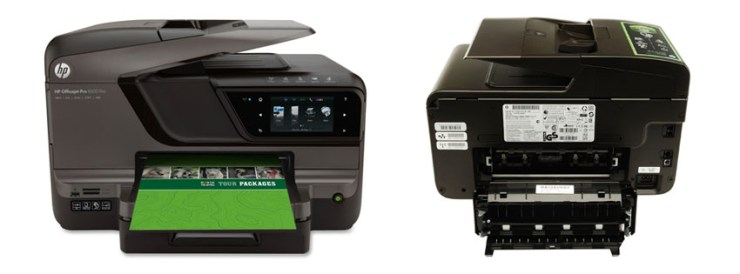 HP Officejet Pro Plus e-All-in-One Wireless Color Printer