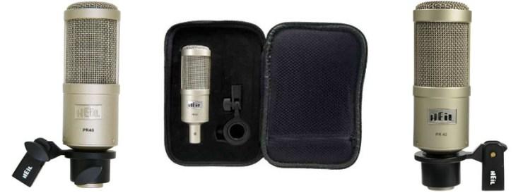 Heil PR Dynamic Studio Recording Microphone