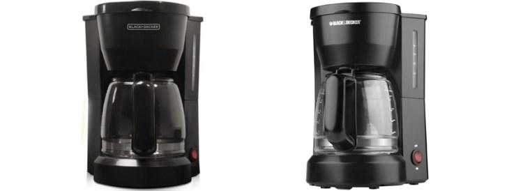 Black Decker DCM B Coffeemaker