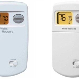 Emerson 1 Emerson Series Single Stage Non Programmable Thermostat