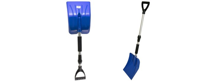 Hopkins Mallory Telescopic Emergency Shovel By Mallory USA