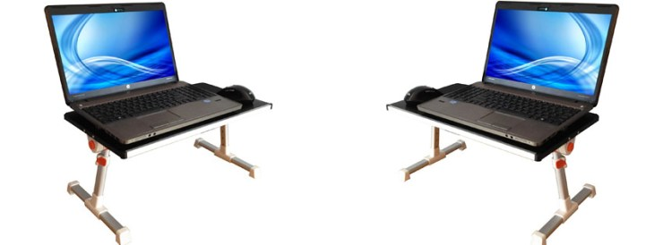 Traveler Folding Stand up Desk