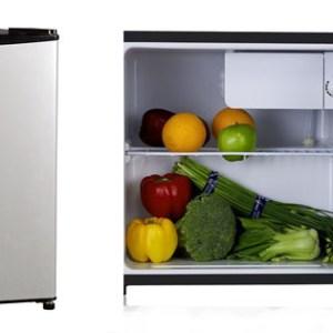midea WHS LSS Single Reversible Door Refrigerator and Freezer