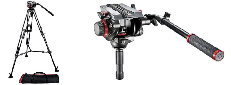 Manfrotto Video Tripod Kit