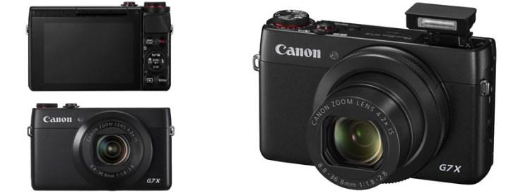 Canon PowerShot G X Digital Camera