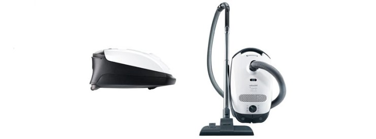Miele S Olympus Canister Vacuum Cleaner