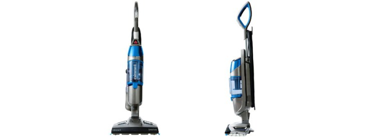 Bissell A Symphony All in One Vacuum and Steam Mop