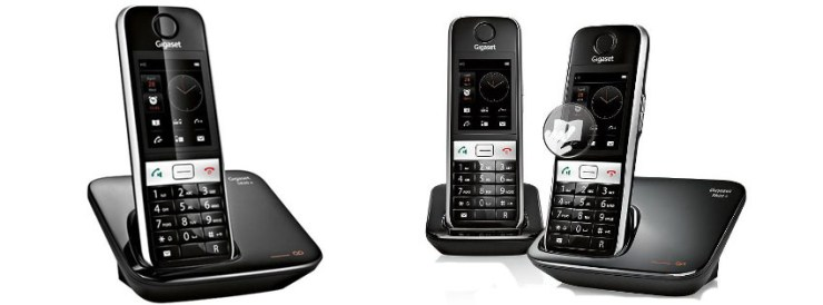 Gigaset SADUO DECT Handset Landline Telephone
