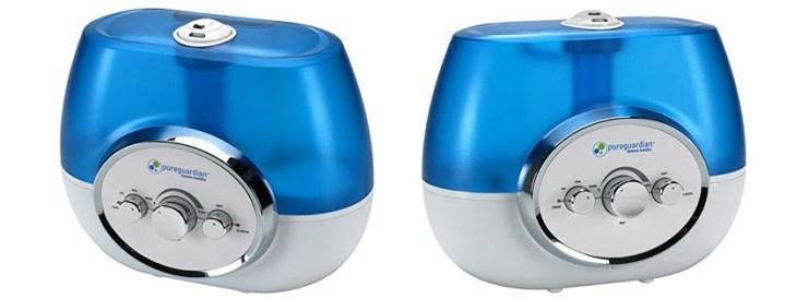 PureGuardian H Ultrasonic Warm and Cool Mist Humidifier